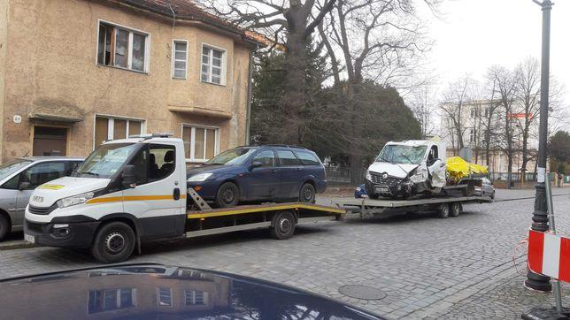 AUTOPOMOC TANIO! Dłużyca autolaweta pomoc drogowa laweta transport!