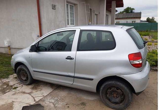 Volkswagen Fox 2006 1,2  r. 216 tys km