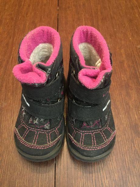 Сапоги, ботинки superfit 22 р ( 15 см).