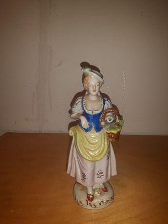 Figurki Porcelanowe Antyk