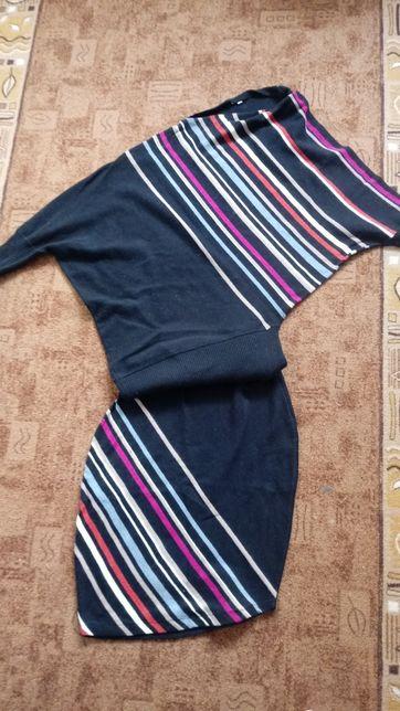 Komplet Solar sweter spodnica