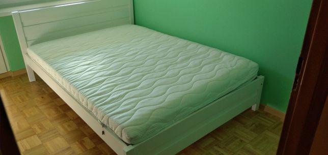 Łóżko 140x200 drewniane na dowolny kolor