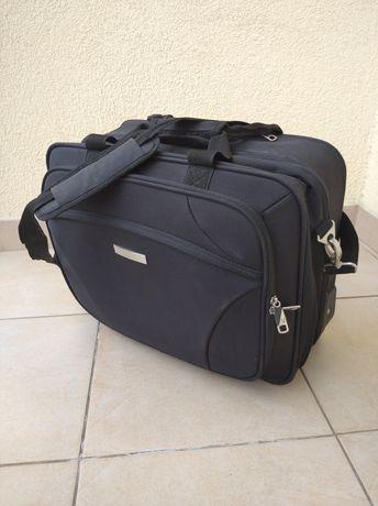 Torba, walizka biznesowa na kółkach Vip Collection