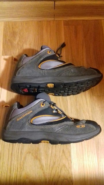 Buty trekkingowe Salomon roz 34 bardzo wygodne