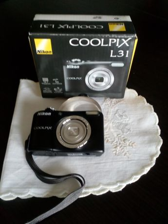 aparat Nikon Coolpix L31