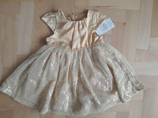 Nowa sukienka smyk cool club r. 68