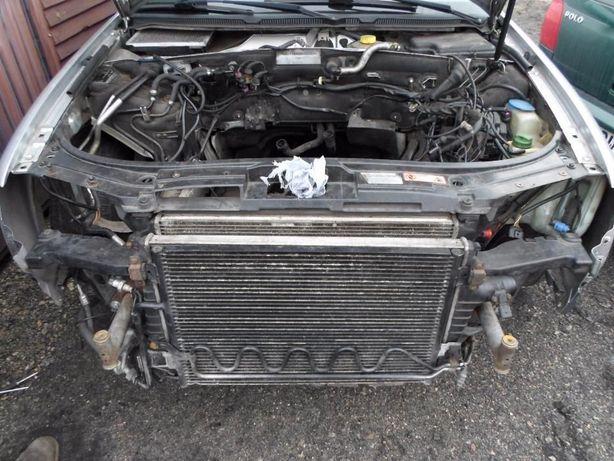 Audi A6, 2.5 TDI, 1999 rok, 150KM , kombi- pas przedni kompletny