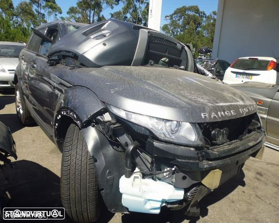 Range Rover Evoque eD4 2012