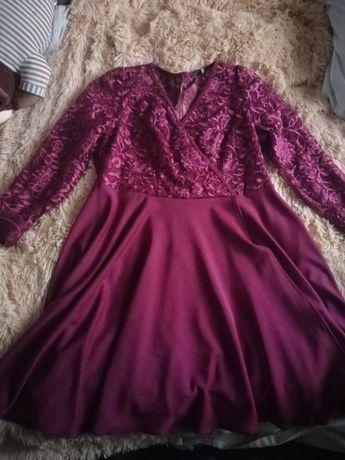 Красивое платье 54р.