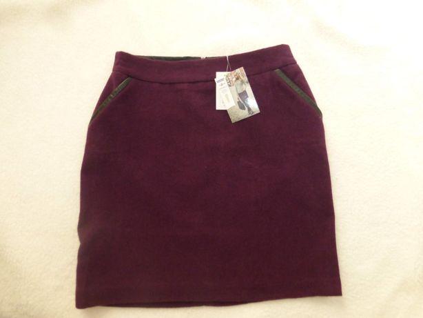 Теплая юбка, размер S (36) Германия.От Альди.