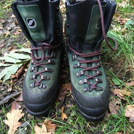 туристические треккинговые ботинки scarpa мужские thinsulate