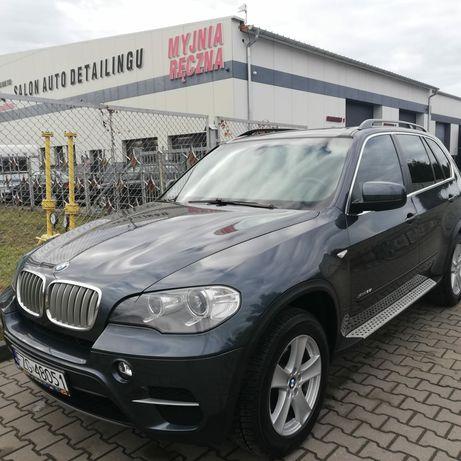 BMW X5 E 70 3.0BENZYNA ROK 2012