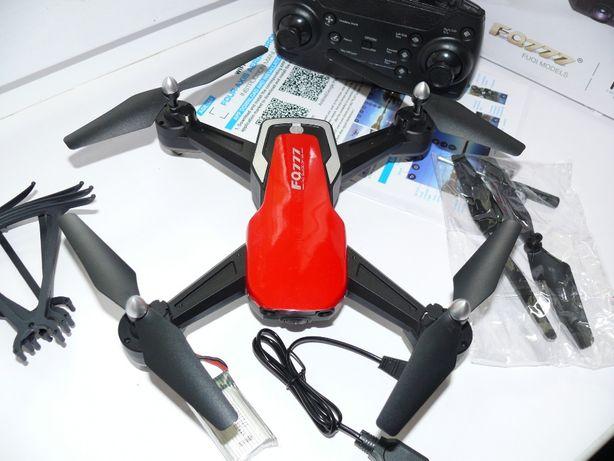 Квадрокоптер FQ777-FQ40Wi с камерой WiFi, автовозвратом, удерж. высоты