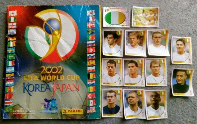 Cromos Mundial Korea Japan 2002 - Recuperados