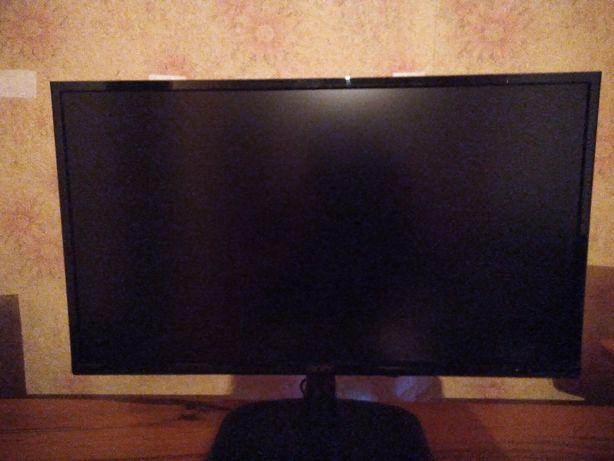 Новый монитор Acer 22 дюйма VA матрица 75гц