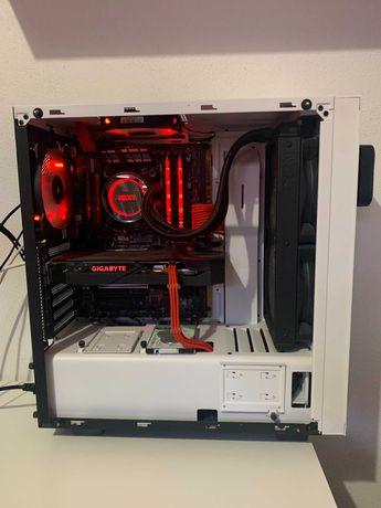 Computador Gaming NZXT/MSI