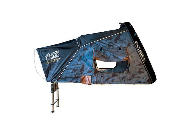 Namiot dachowy samochodowy na dach uniwersalny 4 osobowy Air Camp