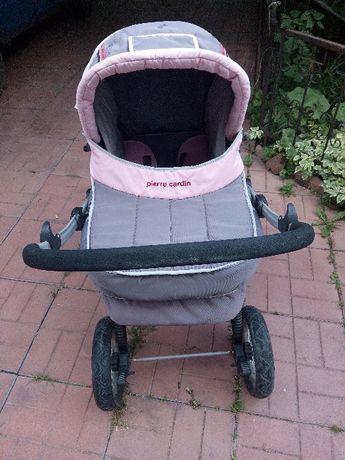 Детская коляска-трансформер б/у в хорошем состоянии
