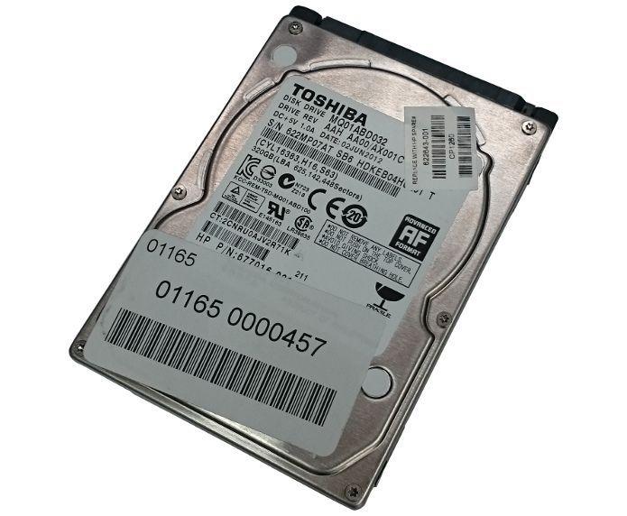Dysk Twardy 320 GB SATA 2,5 Cala Samsung WD MIX | Zikom Kielce Kielce - image 1