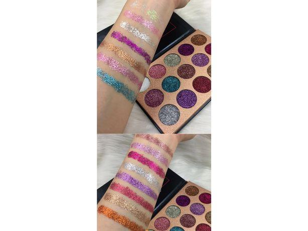Pigmenty glitter shadows Beauty Glazed