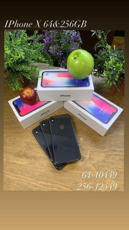 IPhone X 256 Space Gray Neverlock