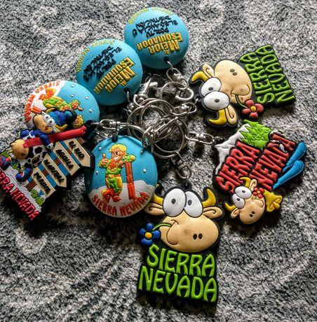 Porta chaves Serra Nevada