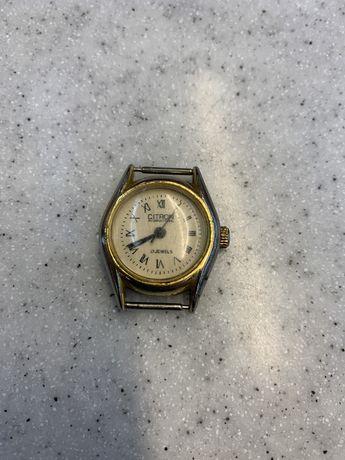 Раритетные часы CITRON international 17 JEWELS