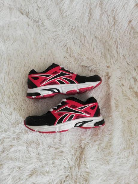 buty REEBOK 36 czarne różowe wygodne