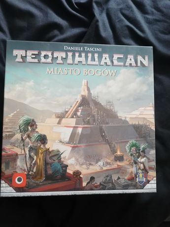 Gra planszowa Teotihuacan