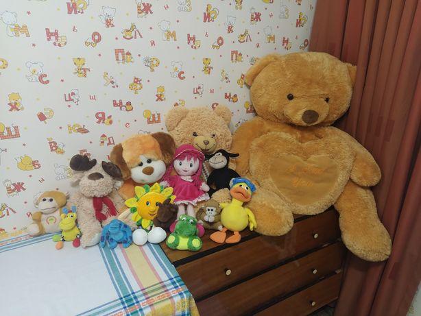 М'які іграшки, мишка, Disney.