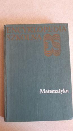 Matematyka - Encyklopedia szkolna - WSiP