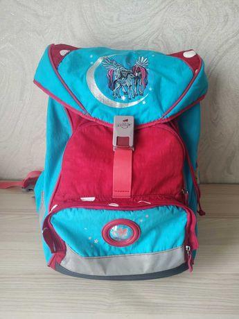 Ортопедический рюкзак изГермании Der Die Das Ergoflex+спортивная сумка
