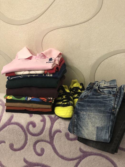 Вещи для мальчика на весну 98-104 Одесса - изображение 1