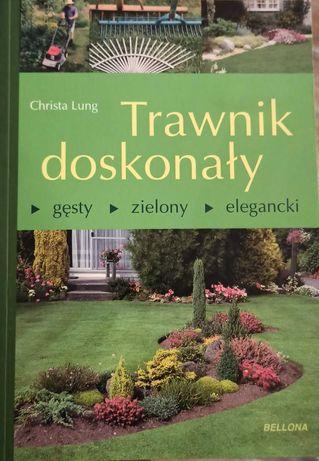 """Książka """"Trawnik doskonały"""""""
