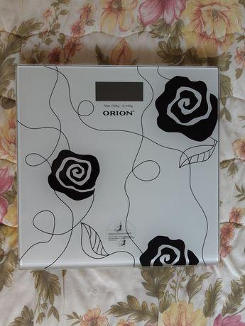 Весы напольные ORION OS-06 RD