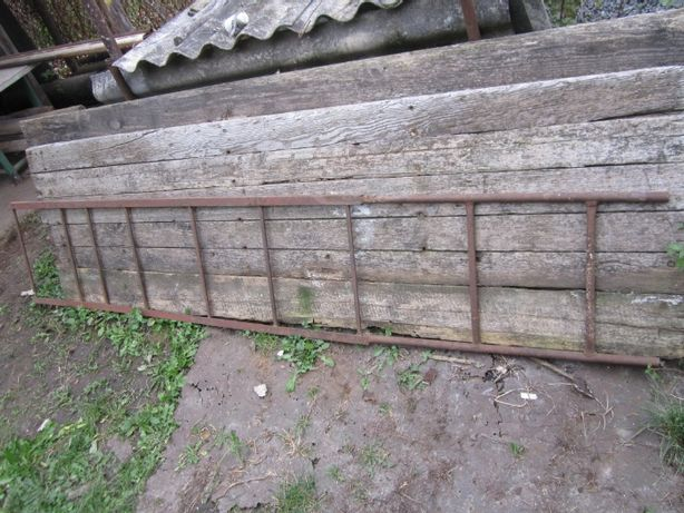 Продам залізну драбину 2,8 м