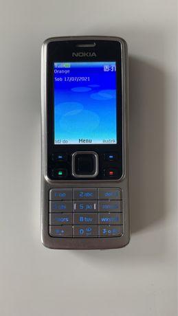 Nokia 6300 srebrna