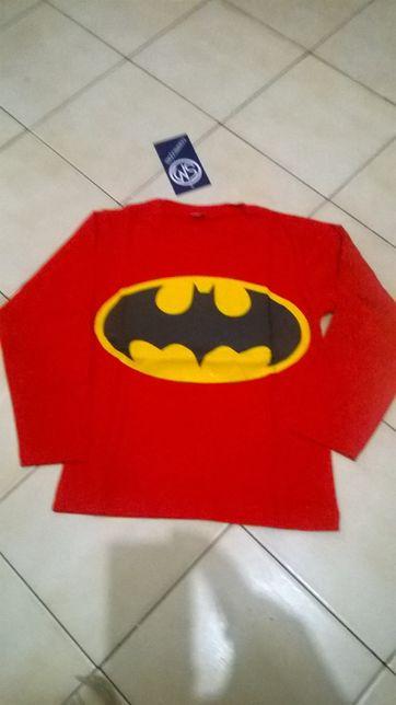 Swets camisolas do Batman novas . Tamanho dos 2 aos 14 anos