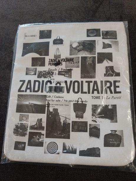 Zadig & Voltaire pokrowiec NOWY, etui na ipad/tablet