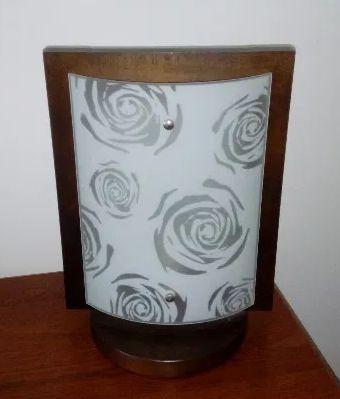 Lampka pokojowa-stołowa OBNIZKA z kwoty 69zł na 38zł
