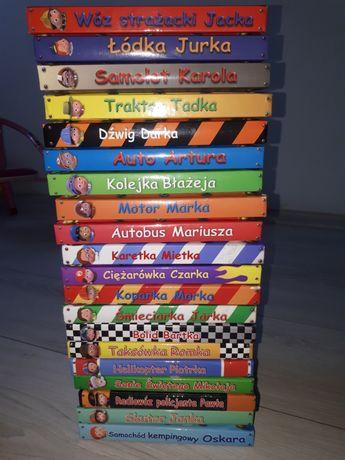 Książki seria Mały Chłopiec