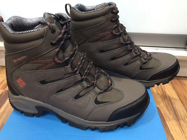 Зимние ботинки Columbia Gunnison. Размеры от 41,5 по 43,5. Оригинал.