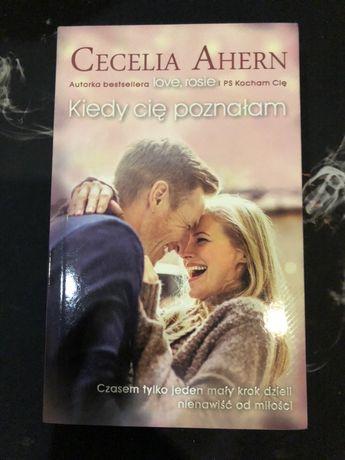 """""""Kiedy cię poznałem"""" Cecilia Ahern"""