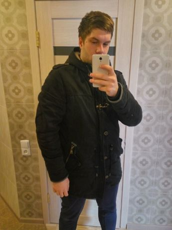 Куртка Timberland Л размер 67% хлопка, 33% полиэстера Весна