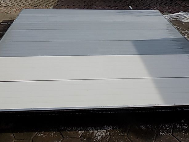 Brama panelowa, segmentowa ,garażowa 405x402cm