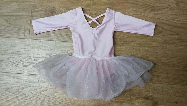 H&M kostium balet, tutu 92 NOWY