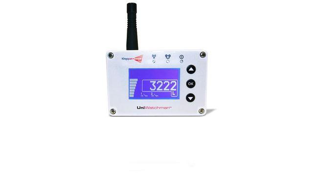 UniWatchman RX - pomiar cieczy