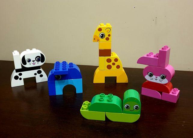 LEGO DUPLO Kreatywne zwierzątka