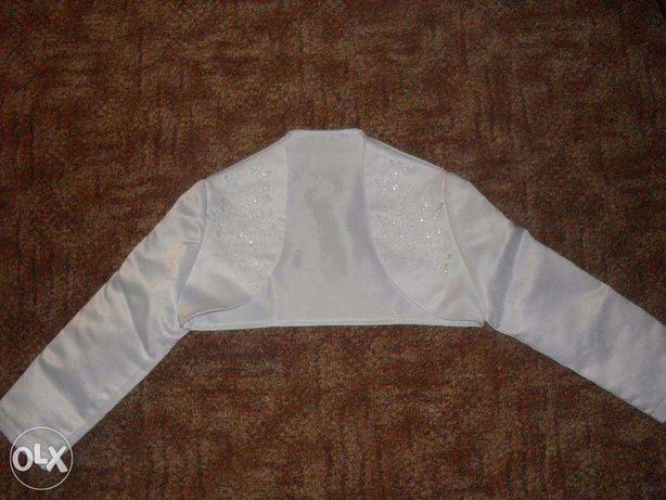 Болєро до весільного плаття