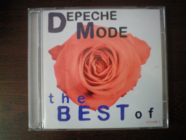 Компакт диск The BEST of DEPECHE MODE Volume1